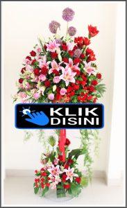 BUNGA STANDING FLOWER BEKASI