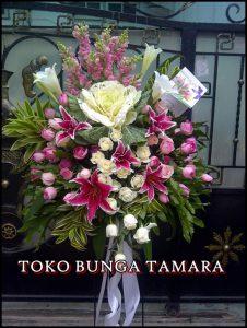 standing flower bekasi, STANDING FLOWER WEDDING