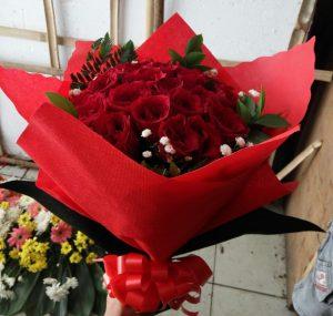 bunga hand bouquet bekasi
